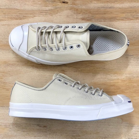 a4cfc1d65b94 Converse Jack Purcell Signature Ox White Low Top